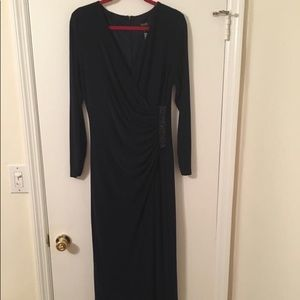 Pea in a Pod Maternity gown
